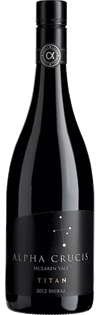 Alpha Crucis Shiraz Titan 2014 750ml